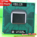 Free Shipping intel CPU laptop Core 2 Duo T7700 CPU 4M Socket 479 Cache/2.4GHz/800/Dual-Core Laptop processor