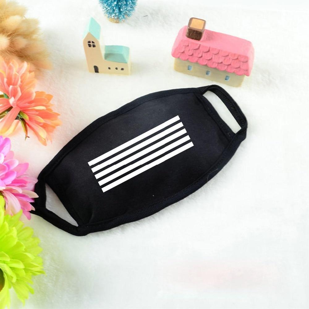 Bigbang G-dragon kpop TAEYANG GD made mask mouthmask cotton New - store