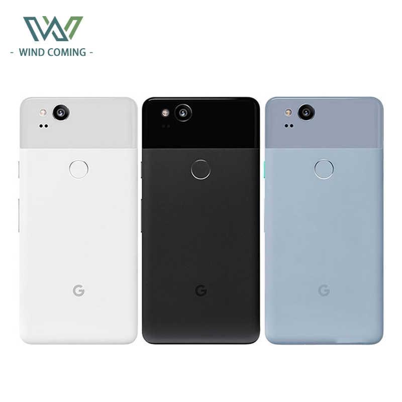 Original Google Pixel 2 5.0 ''4 GB 64 GB/128 GB Android Smartphone Snapdragon 835 Octa Core empreinte digitale 4G LTE OTA téléphone portable