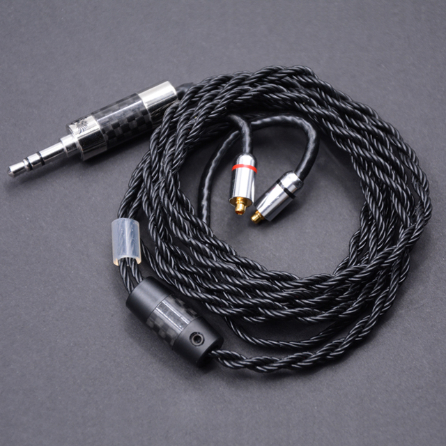 Nicehck Mmcx Cable 3 5 2 5 4 4mm Balanced 8 Core Pure