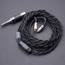 NICEHCK MMCX Cable 3.5/2.5/4.4MM Balanced 8-core Pure Silver Cable Jack Plug Use For Astell&Kerns ONKYO OPUS DAP Sony NW-WM1Z(China)