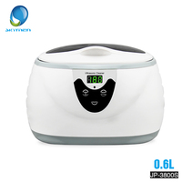 SKYMEN Ultrasonic cleaner 600ml 35W 40kHz Ultrasonic Washing Money Coins Jewelry pedicure Nail art tools cleaner
