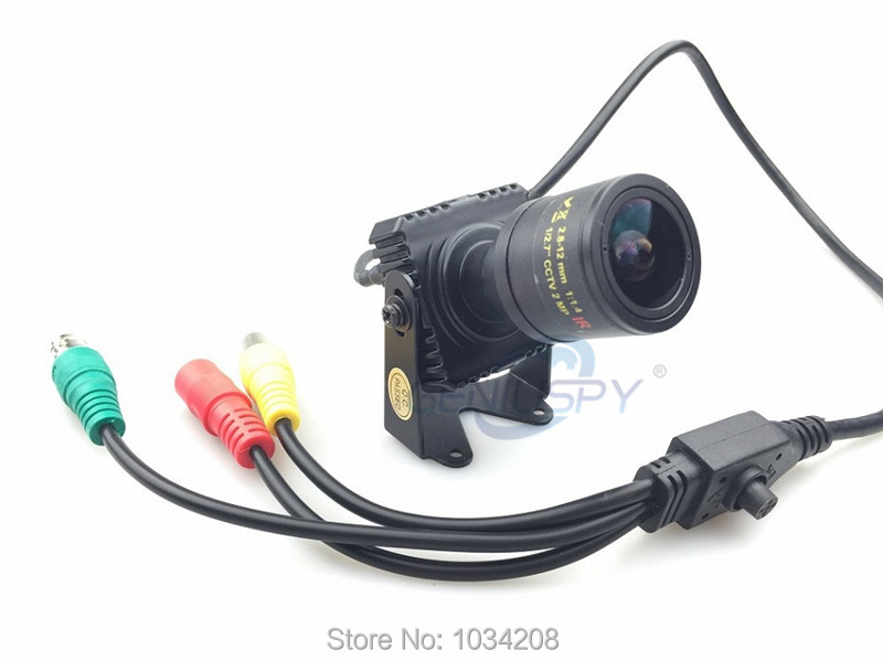 2.0MP 1/3 Panasonic CMOS Sensor Full HD 1080P Mini SDI CAMERA Digital CCTV Security SDI Camera OSD Menu 2.8-12mm varifocal lens cctv camera 2 8mm lens cmos 1000tvl security camera with osd menu