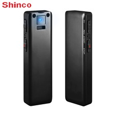 Shinco X9 Camcorder Professional Digital Voice Recorder with 16G TF Card Mini Audio Recorder Dictaphone Pocket Sound Recorder