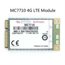 Unlocked Sierra Wireless MC7710 4G LTE/HSPA+ 4G 3G Module WWAN Mini PCI-E Card WCDMA EDGE / GPRS /LTE 800/900/2100MHz недорого