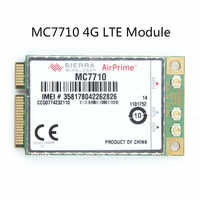Unlocked Sierra Wireless MC7710 4G LTE/HSPA+ 4G 3G Module WWAN Mini PCI-E Card WCDMA EDGE / GPRS /LTE 800/900/2100MHz