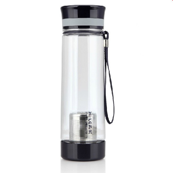 Promotion 650mL Kung fu tea cup elegant travel the cup teapot for the tea cup with stainless steel filter tea pot Water Bottles