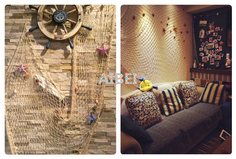 Fishing Net Decor Home Decorating Ideas