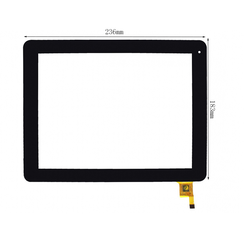 New 9.7'' Touch Screen Digitizer Glass For Mediacom SmartPad 940M M-MP940M 3G Tablet PC