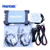 Hantek 6204BD 200MHz Real time Sampling Rate 1GSa/s 4 channel One Year Warranty 6204BD Oscilloscope On Sale
