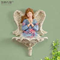 Muons fashion stereo the wall hangings rustic 3D resin wall painting wall decoration angle decoration wall sticker