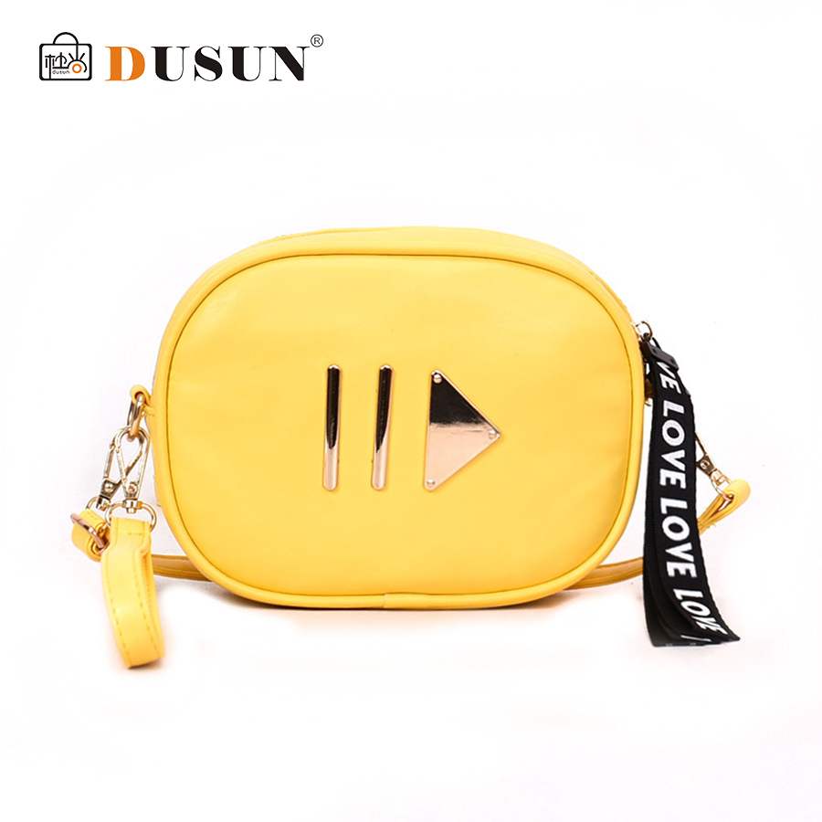 DUSUN Waist Bag Fashion Solid Pillow For Women Bag Waist Fanny Packs Belt Bag Casual Crossbody Bag Pu Leather Box Chest Handbag недорго, оригинальная цена