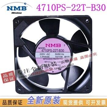 NEW NMB-MAT NMB 4710PS-22T-B30 12025 AC220V Axial cooling fan