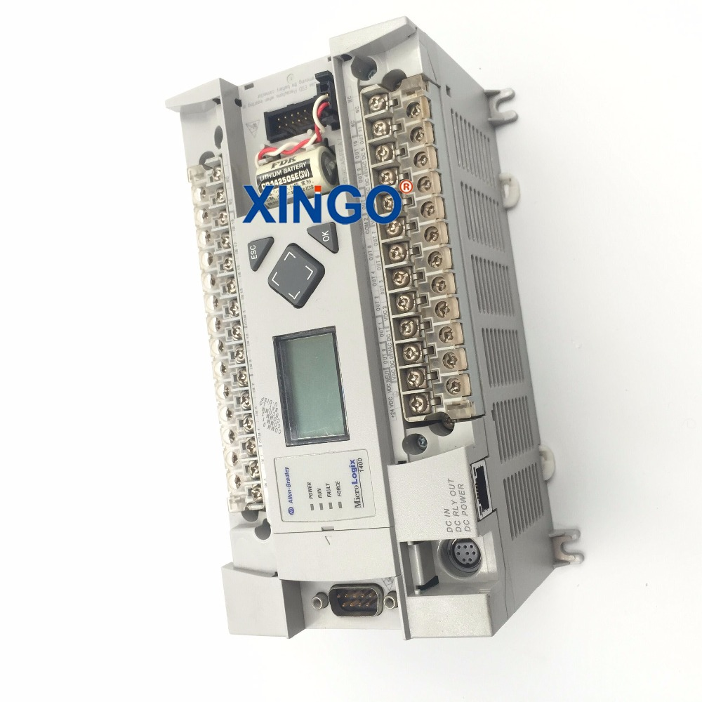 Test 100% can be used Automation Amercia AB PLC MODULE 1766 L32BXB ...