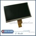 Оригинальный и новый 7 дюймов ( 1024 * 600 ) 40pin размер экрана : 165 * 105 мм планшет пк жк-экран TXDT700CPLA-42 TXDT700CPLA бесплатная доставка