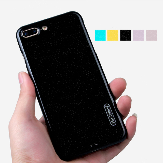coque jet black iphone 8