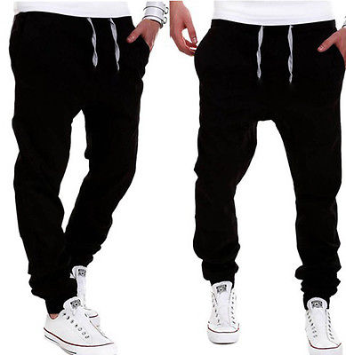 NEUHEITEN Männer Casual Jogger Dance Sportwear Baggy Pluderhosen - Herrenbekleidung - Foto 3