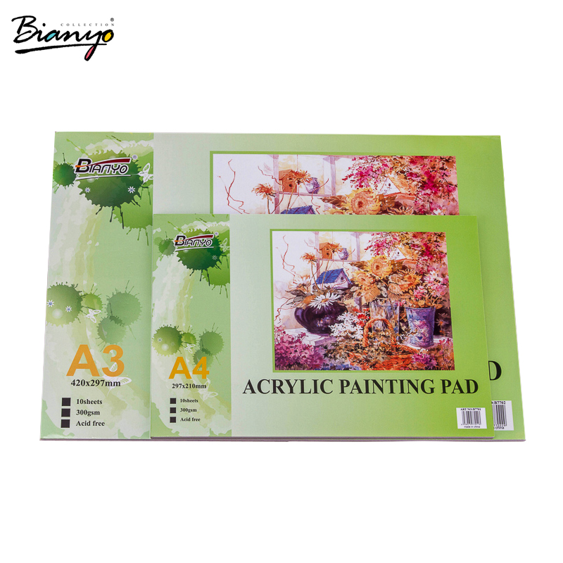 Bianyo Sketchbook For Drawing&Painting A3/A4 Drawing Papers Office Notebook Accessories Skerch Books Colored Paper Pad For Diary цена 2017