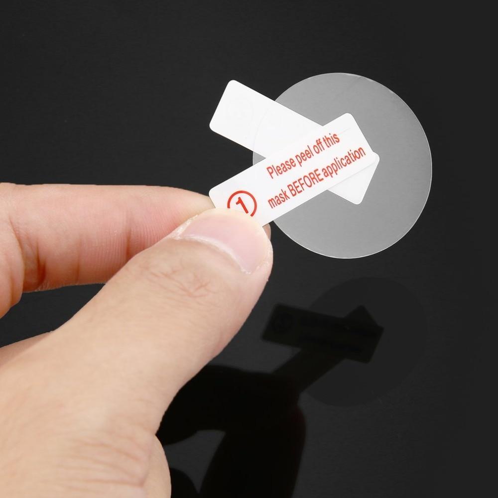 Bildschirmschutz Begeistert Y1 Smart Armband Uhr Schutz Film Schutz Hd Scratch-beständig Elektro Transparent Klar Glas Film