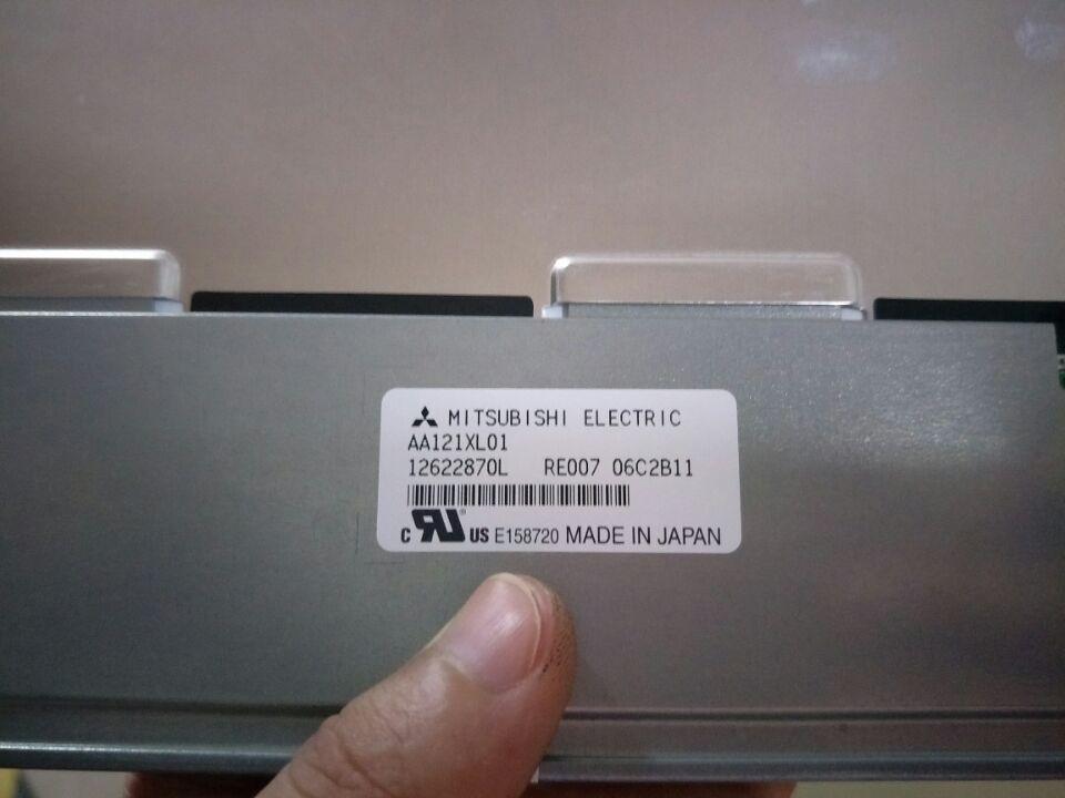 Tout nouveau panneau de commande industriel original de 12.1 pouces AA121XL01Tout nouveau panneau de commande industriel original de 12.1 pouces AA121XL01