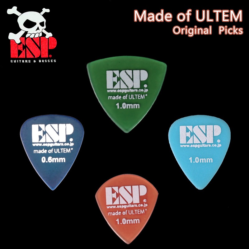 ESP Ultem Pick Collection, 1/piece ...