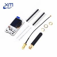 2pcs SX1276 ESP32 LoRa 868MHz 915MHz 0 96 Inch Blue OLED Display Bluetooth WIFI Kit Development