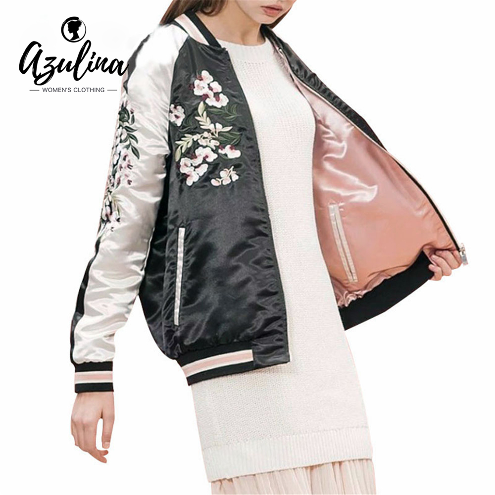 Baseball Jacket Flowers Promotion-Shop for Promotional Baseball ...