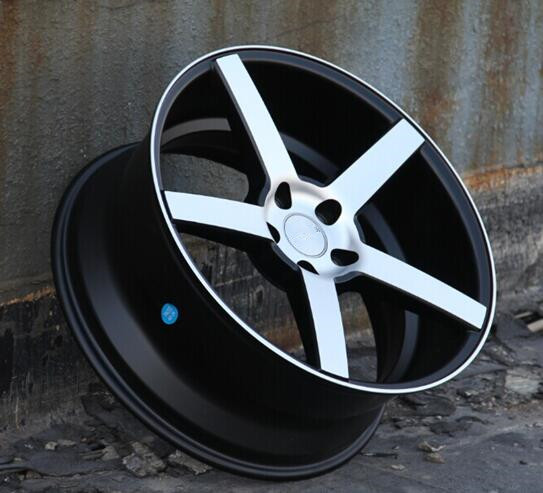 Us 12800 Voss Cv3 16 17 18 19 20 22 Inch 5x100 5x108 5x112 5x120 Car Alloy Wheel Rims Fit For Bmw Audi Volkswagen Mercedes In Wheels From