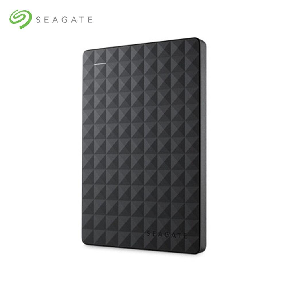 Disque dur externe d'extension Disco duro externo Seagate Portable (1 to, USB tipo A 3,0 (3,1 Gen 1), 5000 Mbit/s) disque dur externe negro