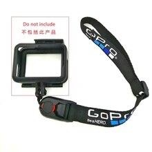 Ремешок на шею и запястье для камеры Gopro Hero 9/8/7/6/5/4/3 SJCAM SJ4000 SJ6/8/9/10 S300 EKEN H9/7/6 для XiaoMi Yi 4K Mijia