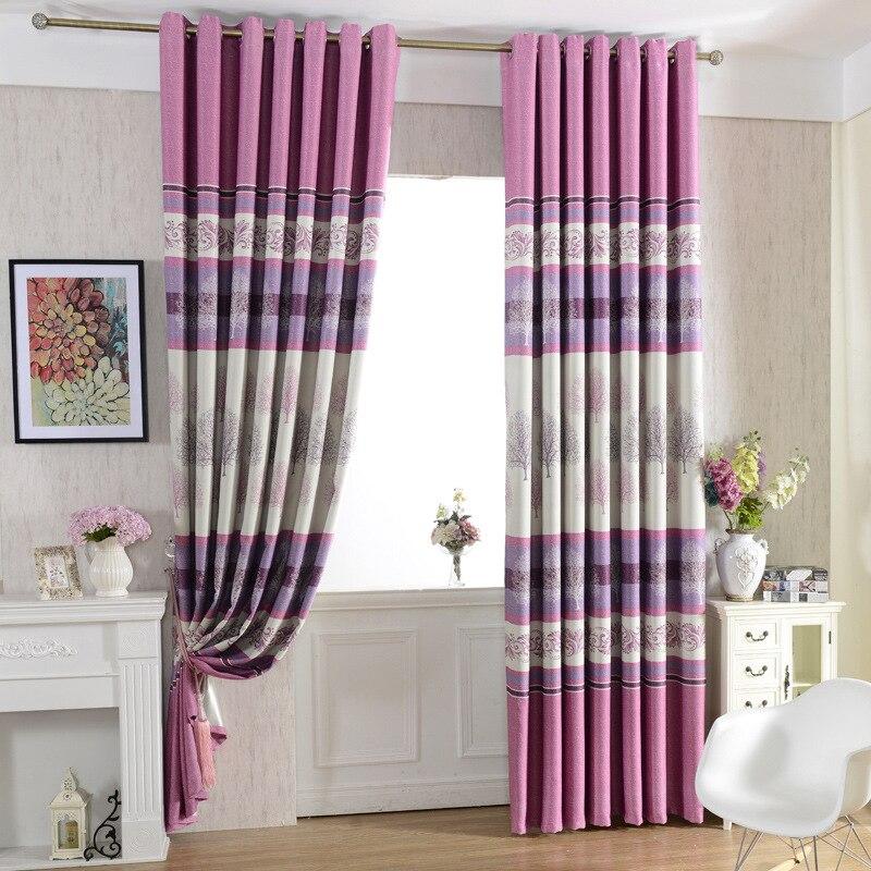 Aliexpress.com : Buy 1 Panel Floral Print Curtains Windows ...