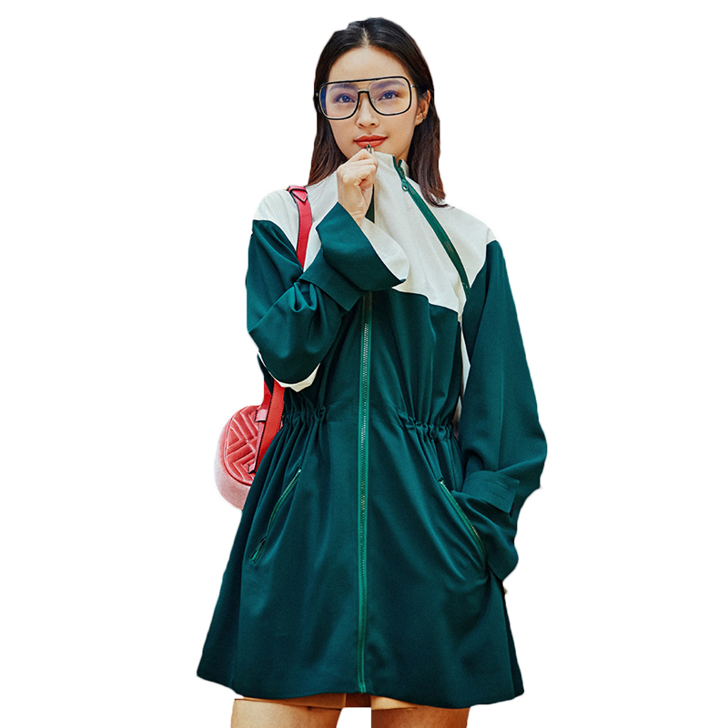 Veste manteau printemps 2018