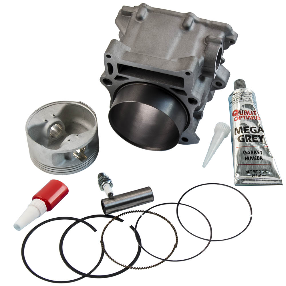 Cylinder Piston Gasket Kit For Yamaha Raptor 660R 686cc 102mm 3YF-11351-00-00