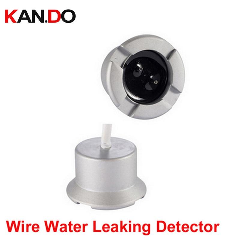 12V Water leaking detector liquid overflow sensor water sensor alarm system wired alarm sensor water alarm water leakage alarm цены