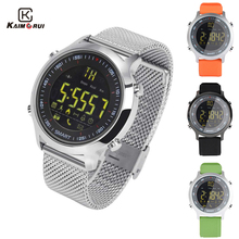 Kaimorui EX18 Smart Watch Men Sport Watch Waterproof Bluetooth 4.0 Smartwatch Pedometer Call Reminder Wristwatch For IOS Android
