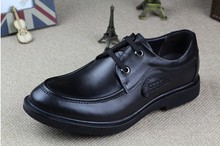 High – grade leather business shoes is fitted with men 's SUB3234