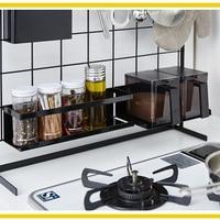 Magnet Refrigerator Storage Rack Cling Film Fridge Shelf Cutter Tin Foil Paper Towel Wall Cutlery Kitchen Household Hang