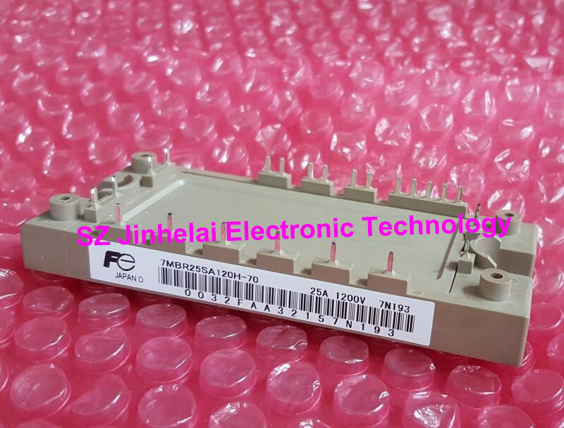 IS NEW 7MBR25SA120H-70  FUJI  IGBT MODULE