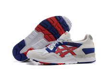 Original Men's ASICS Gel -LYTE V Running Shoes Sneakers Gel lyte Sports shoes Free Shipping