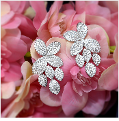 HTB1rKFugeGSBuNjSspbq6AiipXaz JaneKelly Gold-Color Luxury Sparking Brilliant Cubic Zircon Drop Earring Necklace Jewelry Sst Wedding Bridal jewelry sets