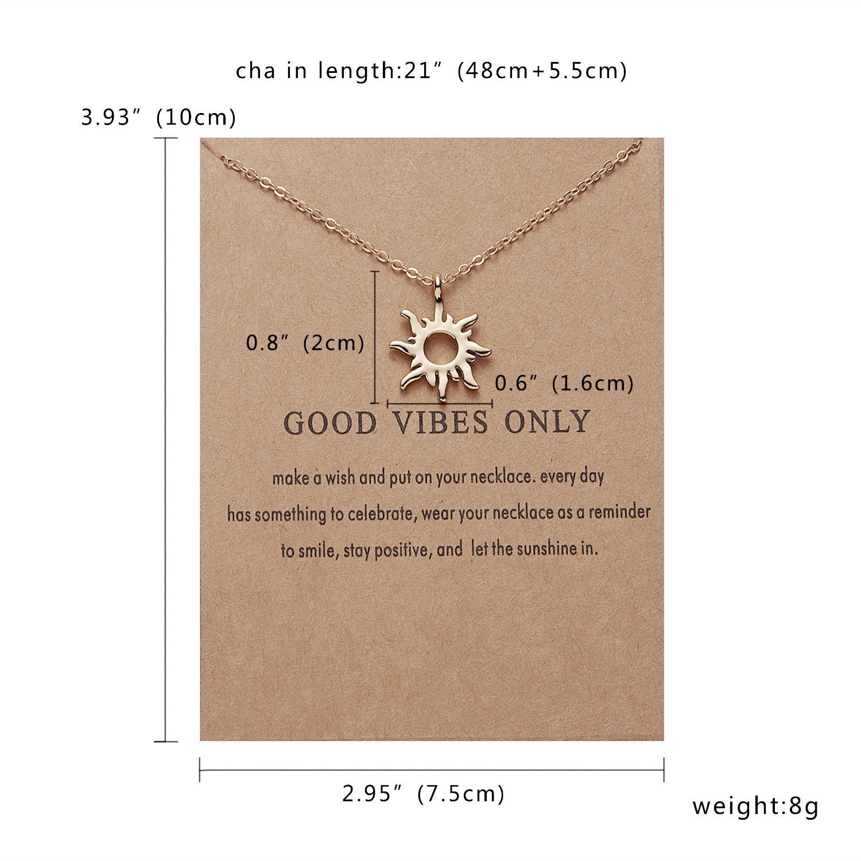 Модные золотые ожерелья и кулоны для женщин, ювелирные изделия - Окраска металла: 4