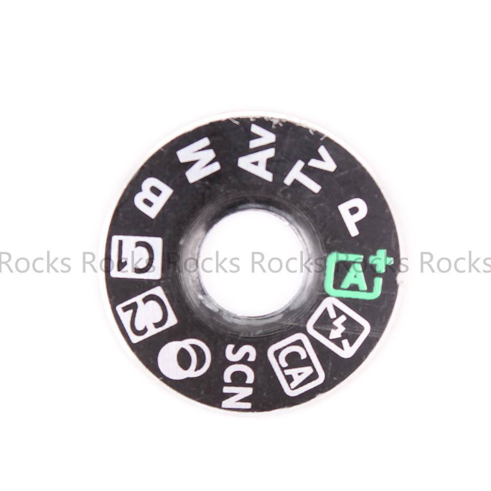 Dial Mode Plate Interface Cap Replacement Part suit for Canon EOS 80D Digital Camera Repair