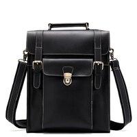 Мужской рюкзак Водонепроницаемый модный из натуральной кожи дорожная сумка школьная сумка Повседневная кожаная сумка рюкзаки для ноутбук