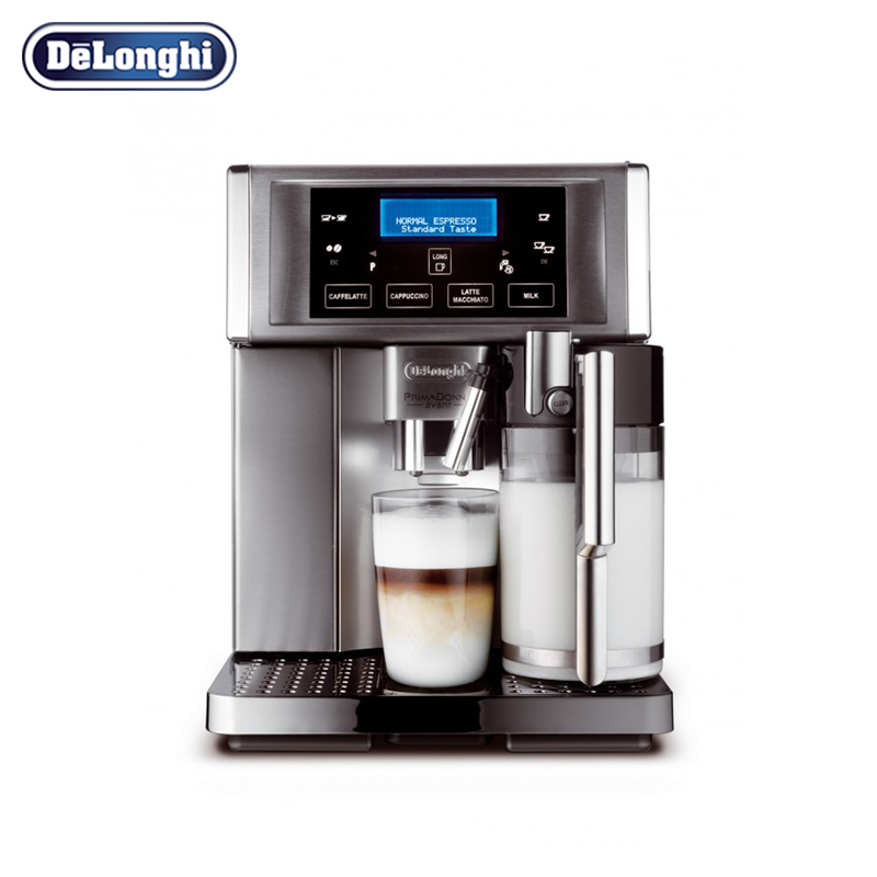 Coffee maker DeLonghi ESAM6704  automatic bread maker redmond rbm m1911 free shipping bakery machine full automatic multi function zipper