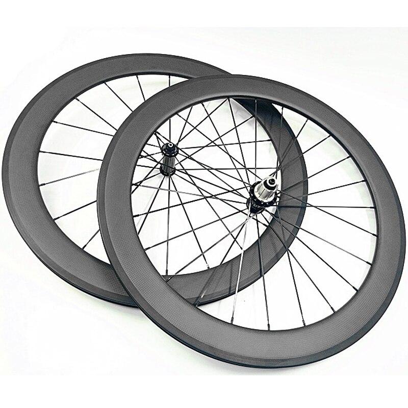 700c road bike wheels carbon wheels 50x23mm bicycle road wheelste powerway R36 ceramics 18 21 G3