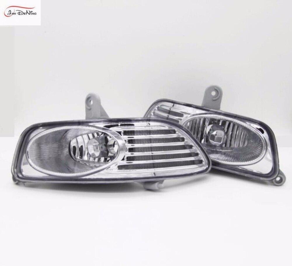 Jandening Противотуманные фары автомобиля для Toyota Camry 2005 (Азия тип) галогенные лампы передние противотуманные фары бампер Лампы для мотоциклов к...