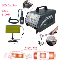 Soft Dent Removal Heat Induction System Induction machine electro magnetic induction machine and led light for PDR