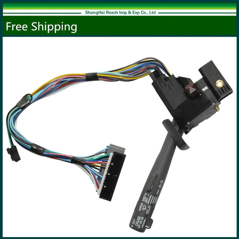 Does Cruisecontrol Wiper Control Switch : E c new cruise control windshield wiper arm turn signal
