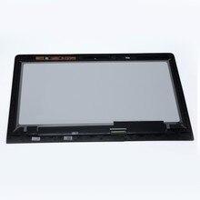 """Dla Lenovo YOGA 4 PRO Yoga 900 13ISK 80MK 80UE 13 """"wyświetlacz LCD iPS z ekranem dotykowym LCD LTN133YL05 3200x1800"""