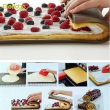 1pc Non-stick Silicone Oven Mat Cake Roll